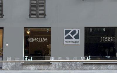 Pellegrinelli Arreda opens a concept store in Milan: the dream comes true