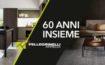 60 years of Pellegrinelli Arreda