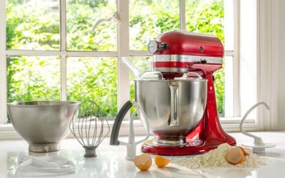 Pellegrinelli Arreda gives you a free KitchenAid stand mixer!