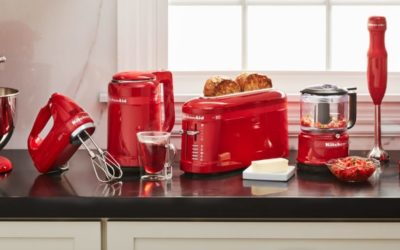 KitchenAid celebrates its first 100 years with a special collection
