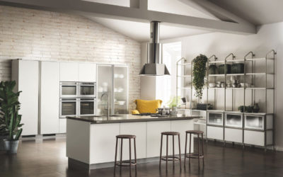 Are you looking for a Scavolini store in Milan? Visit Pellegrinelli Arreda showrooms.